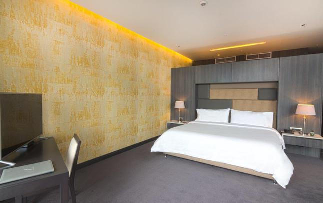 MASTER KING ROOM  Bioxury Hotel