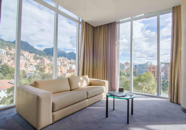 Natural Light and Lighting Bioxury Hotel Bogota
